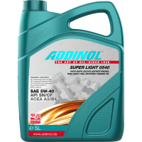 Addinol Super Light MV 0540 5W-40