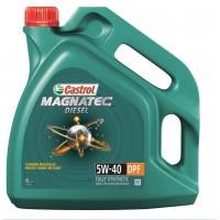 Castrol Magnatec Diesel 5W-40 DPF