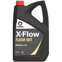 Comma X-Flow Flush Out