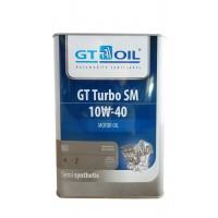 GT Turbo SM 10W-40