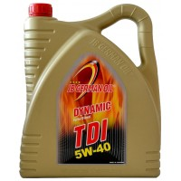 JB German Oil Dynamic TDI 5W-40