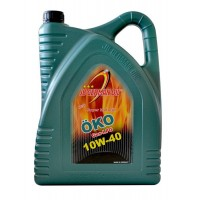 JB German Oil Super Motorol OKO Gas LPG 10W-40