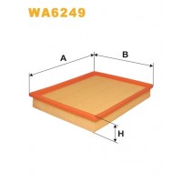 Wix WA 6249