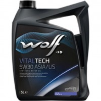 Wolf Vitaltech 5W-30 Asia/US